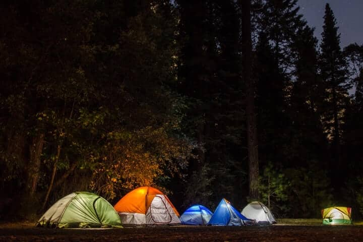 Camping Care Package Ideas